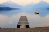 Another Take Of McDonald Lake by Zava, photography->water gallery