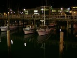 Fishermans Wharf at night by Twistedlight, Photography->Water gallery