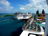 Nassau Pier by tropical, photography->boats gallery