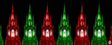 Xmas Spires by Jhihmoac, holidays->christmas gallery