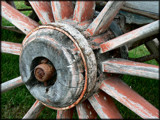 A Wheel by LynEve, Photography->Transportation gallery