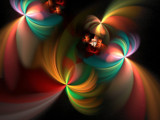 Rainbow Dancers by jswgpb, Abstract->Fractal gallery