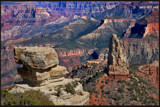 A North Rim View by jeenie11, photography->landscape gallery