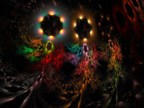 Glitter Realm by jswgpb, Abstract->Fractal gallery