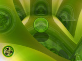Prototip Reconstruction - Green by 011art, abstract->fractal gallery