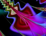 Motionquest by FractalGirl, abstract->fractal gallery