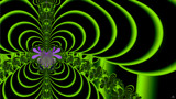 Black And Green by Joanie, abstract->fractal gallery