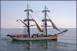 Astrid Sailing Outward Bound by corngrowth, Photography->Boats gallery