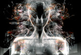 With Eyes Closed, Dream by casechaser, abstract->surrealism gallery