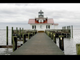 a cloudy evening at the manteo lighthouse by jeenie11, Photography->Lighthouses gallery