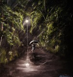 WET AND WINDY by nuke88, illustrations->traditional gallery