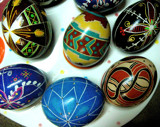 Ukrainian Pysanky Easter eggs by ohpampered1, Photography->Still life gallery