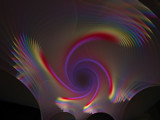 The Glass Spiral by jswgpb, Abstract->Fractal gallery