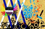 my badge by kerihurst, Illustrations->Digital gallery