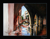 Venice by JQ, Illustrations->Traditional gallery