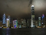 City of Hong Kong at Night by merlin1951, Photography->City gallery