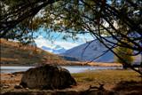 Mt Tasman - Rework by LynEve, photography->landscape gallery