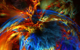 Blue Marble Flares by Mythmaker, Abstract->Fractal gallery