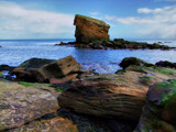 On the Rocks by shedhead, Photography->Shorelines gallery