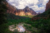 Overlooking Zion by gr8fulted, photography->landscape gallery
