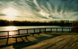 Evening on the Deck by casechaser, photography->manipulation gallery