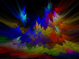 Magic Forest by jswgpb, Abstract->Fractal gallery