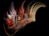 Rain Dance by Hottrockin, Abstract->Fractal gallery