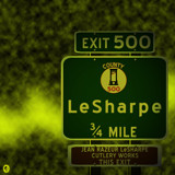AU Road Signs - Exit 500 by Jhihmoac, illustrations->digital gallery