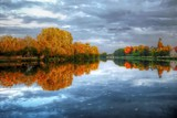 Sunset In Burgundy by gr8fulted, photography->water gallery