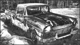 Rusty illustration by J_E_F, photography->cars gallery