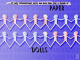 Paper Dolls by Jhihmoac, Illustrations->Digital gallery