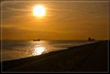 Western Scheldt Sunset 1 by corngrowth, photography->sunset/rise gallery