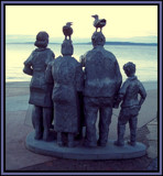 Looking for a future.. by ironjoe, Photography->Sculpture gallery