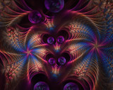 Balancing Act by jswgpb, Abstract->Fractal gallery