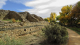 Pueblo culture ruins at Aztec, New Mexico by nmsmith, photography->castles/ruins gallery