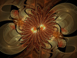 Center Of Attention by Joanie, Abstract->Fractal gallery