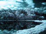 Infrared Reflections by b8264d, Photography->Landscape gallery