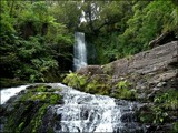 Southern Sights #20 - McLean Falls by LynEve, Photography->Waterfalls gallery