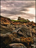 Lindisfarne by Dunstickin, photography->castles/ruins gallery