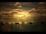 Harbour sunset by LynEve, photography->sunset/rise gallery