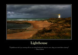 Lighthouse Poster by LynEve, photography->lighthouses gallery