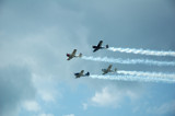 T-28's in Formation by ThisIsMOC, Photography->Aircraft gallery