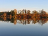 Autumn Reflections 1 by shellmb, Photography->Shorelines gallery