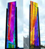 Stained Glass by braces, Photography->Places of worship gallery