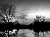 October Moon by bfrank, contests->b/w challenge gallery
