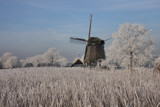 Winter in Holland (II) by Paul_Gerritsen, Photography->mills gallery