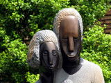 Chapungu - The Fam by Hottrockin, Photography->Sculpture gallery