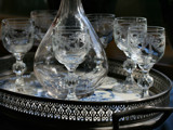 Crystal  glasses by Paul_Gerritsen, Photography->Still life gallery