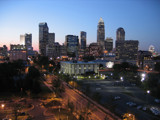 Twilight Charlotte by KenZen, Photography->City gallery