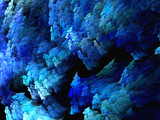 Shades of Blue by yellowdog07, Abstract->Fractal gallery